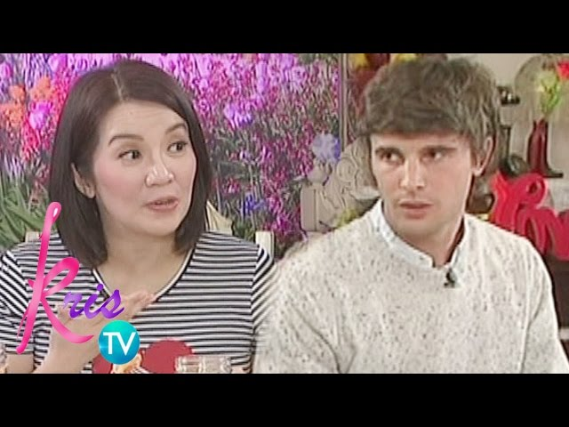 Kris TV: Kris interviews Isabelle's boyfriend