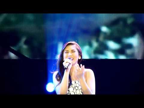 Sarah Geronimo -  Sino Nga Ba S'ya (LIVE)  What Love Is Concert
