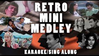 Retro Mini Medley Karaoke | 2018