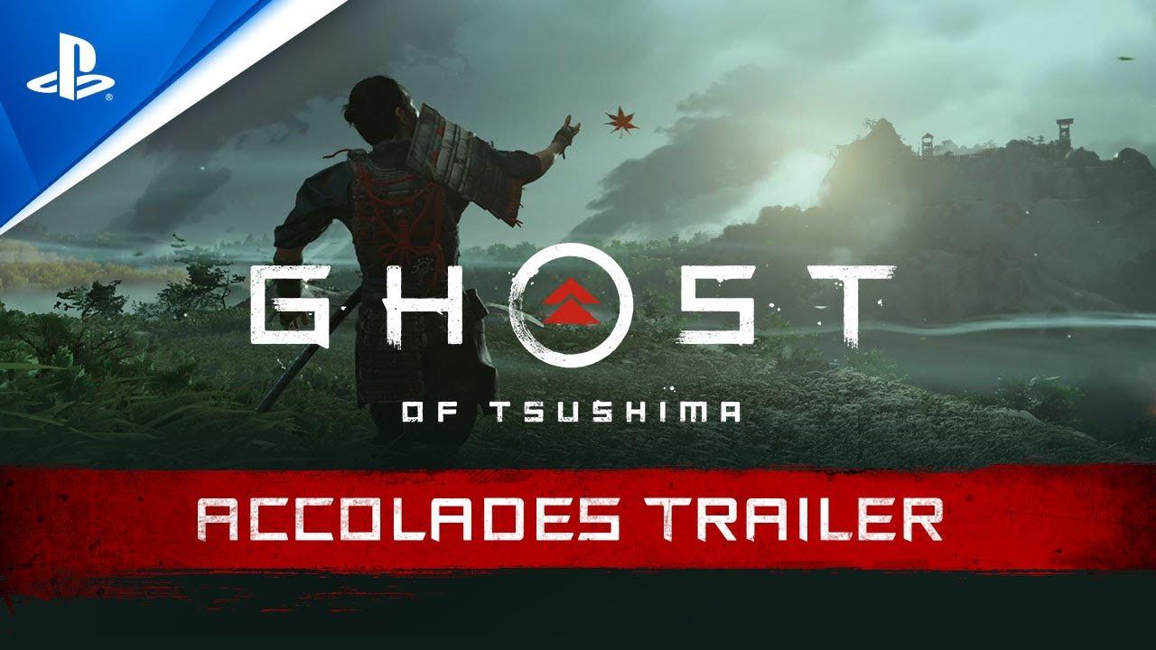 PS4 l Ghost of Tsushima - 에콜레이드 트레일러