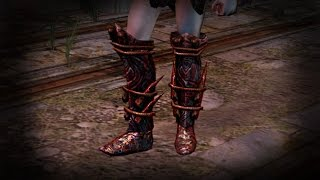 Path of Exile - Gore Boots
