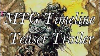 MTG Timeline Teaser - Music Intro
