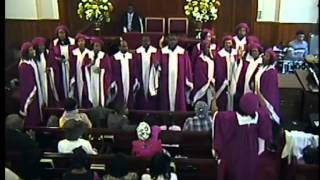 Seventh -Day Church Choir- When I Get Home