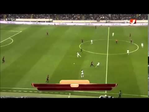 Eintracht Frankfurt - Qarabag FC 2-1 (Europa League 2013/14 Qualifying)
