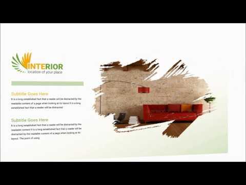 interior design Powerpoint Presentation