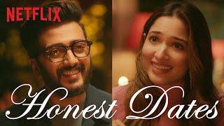 Download Honest Dates ft. Riteish Deshmukh, Tamannaah Bhatia   Plan A Plan B   Netflix India