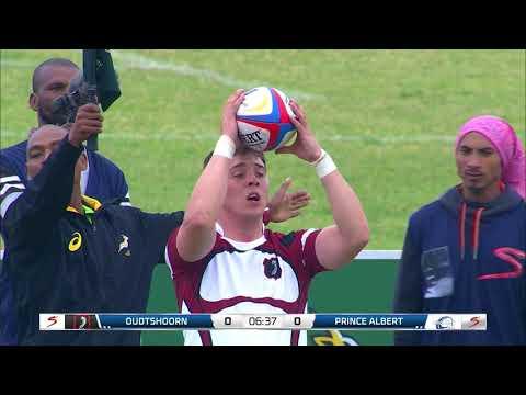 Club Rugby | Oudtshoorn RCF vs Prince Albert RFC | 2nd half