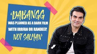 Arbaaz Khan on Dabangg's history, fallout with Abhinav Kashyap and handling Salman Khan   Dabangg 3