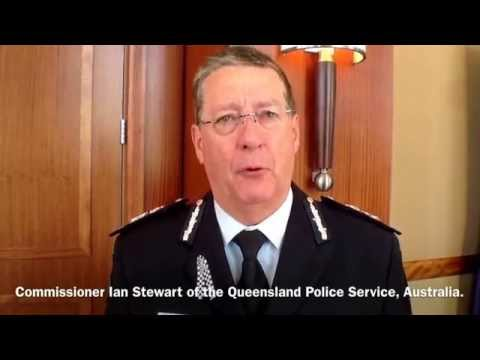 Queensland Police Commissioner Ian Stewart talks about the impact of social media on today's LE.