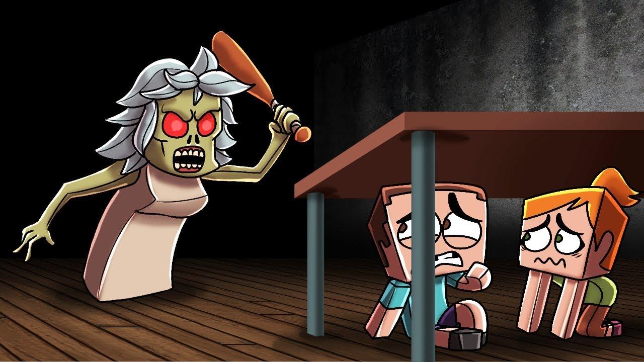 Minecraft Granny Escape Why Is Grandma Evil Granny