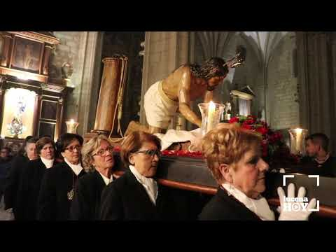 VÍDEO: Algunas imágenes del Vía Crucis del Stmo. Cristo de la Humillación. Lucena
