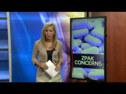 UConn Cardiologist Weighs in on 'Z-Pak' Study