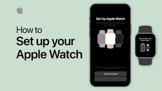 How to pair aฑd set up your Apple Watch — Apple Support