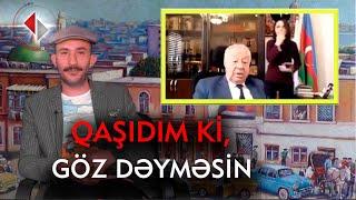Gözlənilməz videoya inanılmaz bəhanələr. Huseynbala Mirelemov