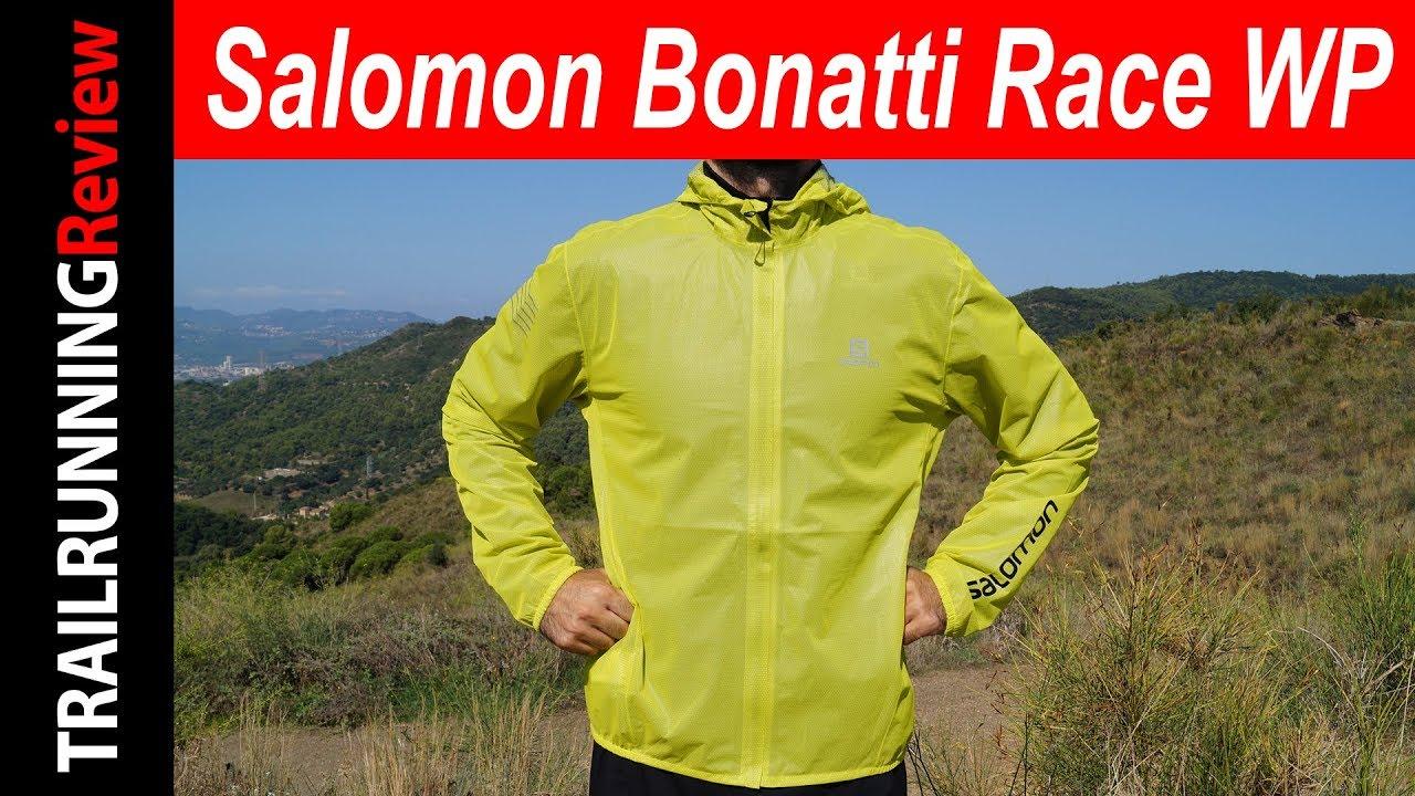 im Angebot große sorten Super Qualität Salomon Bonatti Race WP Jacket - La versión competición de la mítica Bonatti