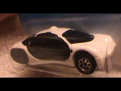GM Ultralite Hot Wheels toy car