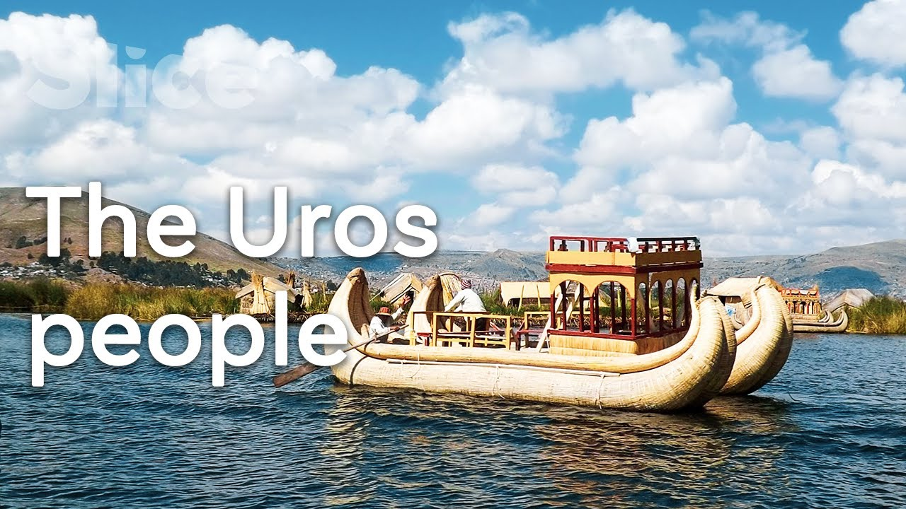 Download Living on the lake Titicaca l SLICE