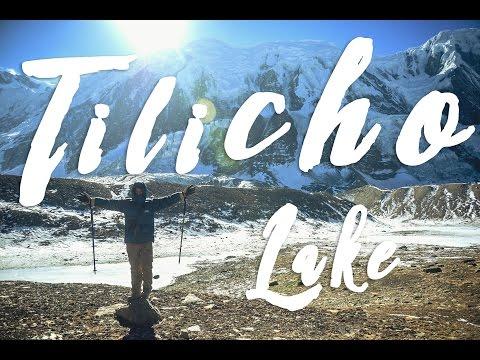 Epic Trek Annapurna Tilicho Lake   Nepal
