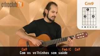 Geni e o Zepelim - Chico Buarque (aula de violão completa)