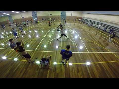ADPL VIC | 2018 Round 2 | Men's Division | Skye Rainbows vs Endeavour Hills Eagles