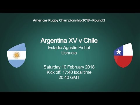 2018 Americas Rugby Championship - Argentina XV v Chile