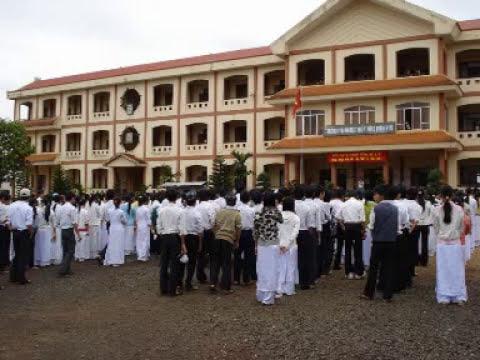 Trường THPT Trần Phú - Đắk Lắk