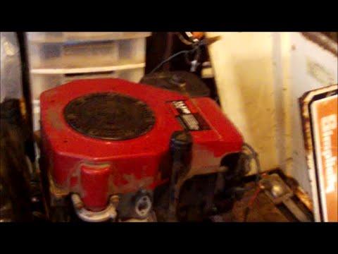 14 5hp kohler engine off the craftsman lt4000 tractor and. Black Bedroom Furniture Sets. Home Design Ideas