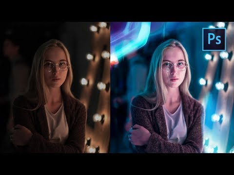 [ Color Effect ] Professional Color Correction L Photo Editing Tutorial In Photoshop