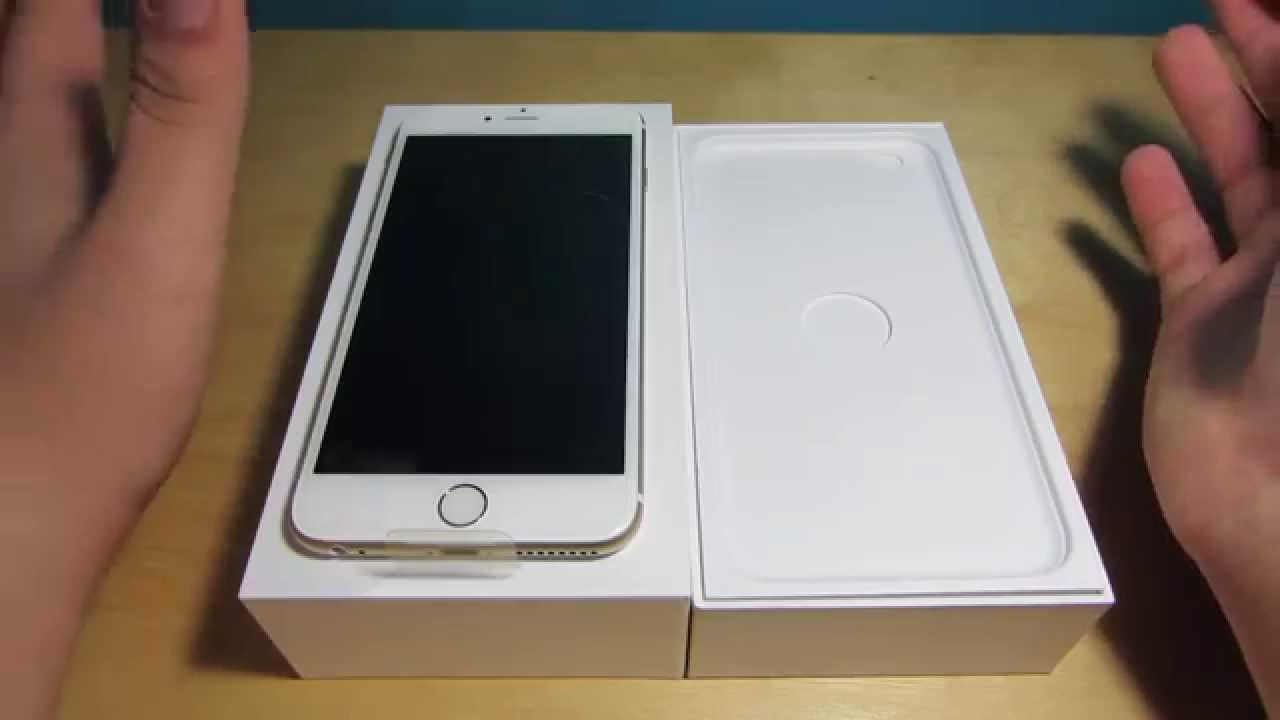 iPhone 6 PLUS Champagne Gold Unboxing! (Short & Sweet ...Iphone 5s Champagne Gold Unboxing
