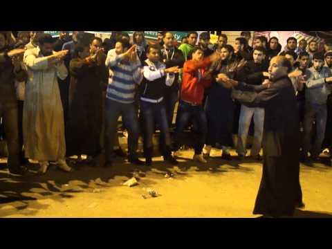 Libyan dude gettin down part 2