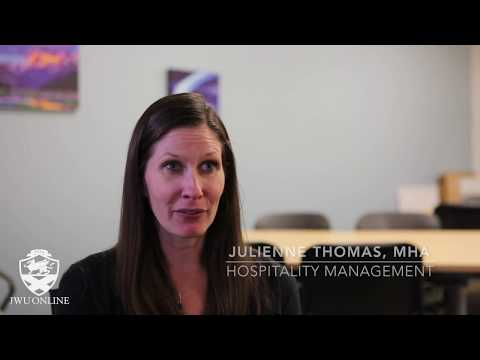 Hospitality Management: Industry Experience Sets JWU Apart