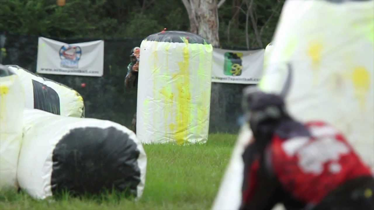 2012 Super Seven Event 1 - Saturday - Paintball Tournament