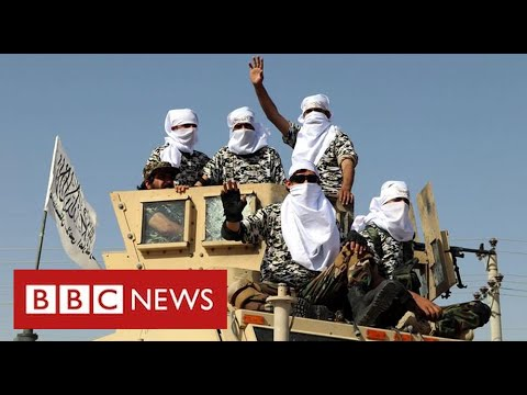 Taliban crush last area of resistance to claim full control of Afghanistan - BBC News