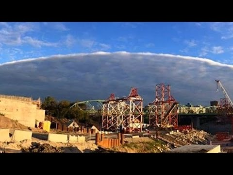 [HAARP TIDAL WAVE] 5 CRAZY UFO Reports In 24 Hours! [CERN BEAM] [E.T. On Mars]