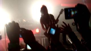 Black Veil Brides HOB Hollywood 3/9/13 - I Am Bulletproof