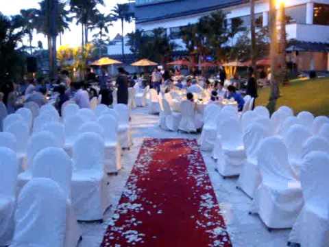Malaysia, Johor, Thistle Hotel, Wedding Party