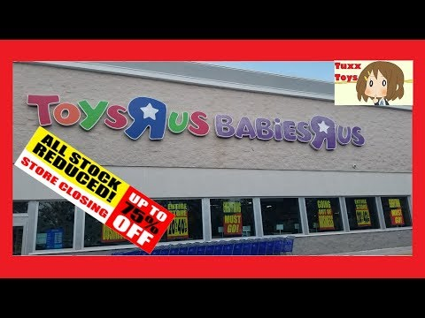 Toys R US -  New Discounts - Is There Product Left?