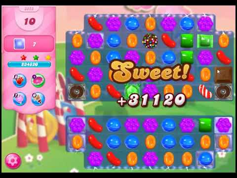 Candy Crush Saga Level 3253 - NO BOOSTERS