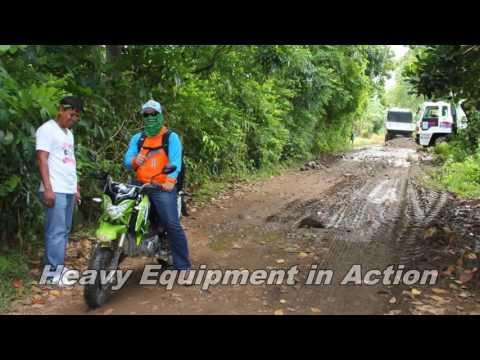 namulo & cabiti farm to market road