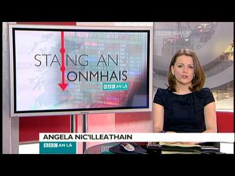 BBC Alba News - An Là (13 Jan 2009) Opening