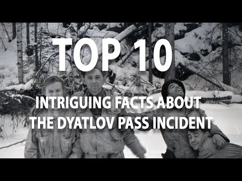 Top 10 Intriguing Facts About The Dyatlov Pass Incident | Funny Photos