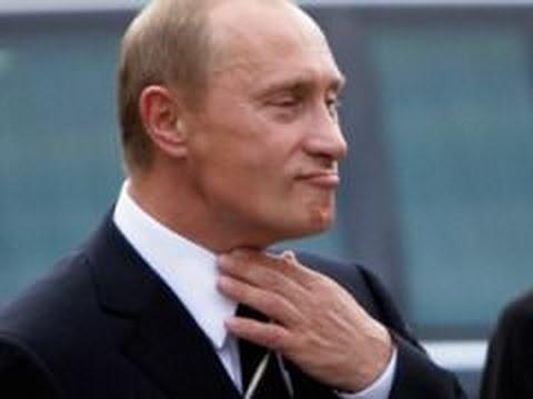 PUTIN: PRESIDENT OF RUSSIA, TSAR OF CRIME - Eng Sub