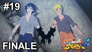 Naruto Ultimate Ninja Storm 4 | FINALE | Walkthrough #19 [ITA HD]