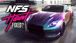Need for Speed HEAT GAMEPLAY - Is the HANDLING Perfect??