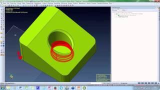 VISI Machining - Webinar ''Hinterschnittbearbeitung''