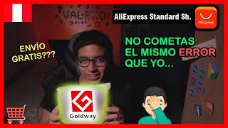 Goldway я aliexpress