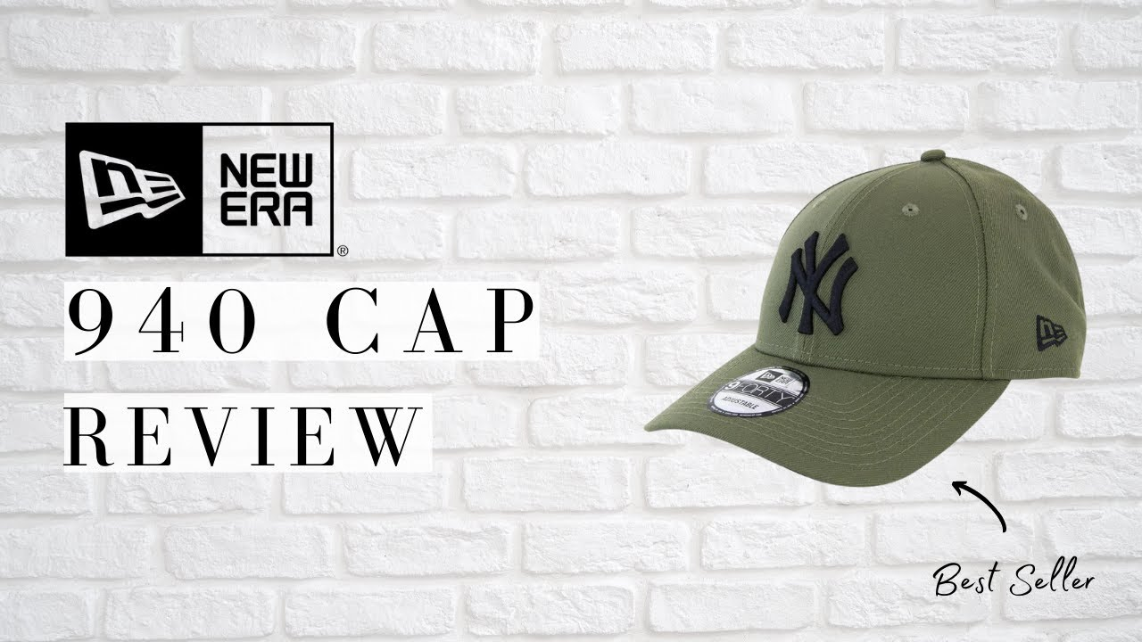 New Era 9FORTY Cap Review- Hats By The Hundered - YouTube 6c0b5e5f415d