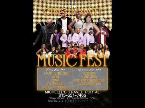 Cincinnati Music Fest 2017
