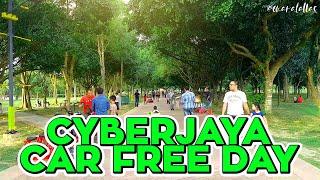 [ omaralattas ] vlog #97-2018: Cyberjaya Car Free Day