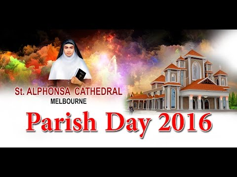 Parish Day 2016